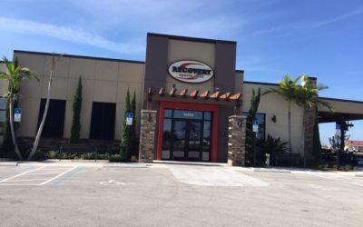 Sports Themed Restaurant Development