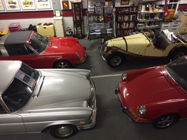 Cars in my Garage